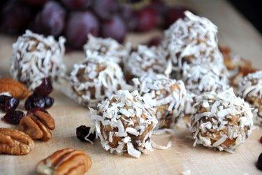 Bolinhos de gengibre e especiarias (sem glúten, sem açúcar)