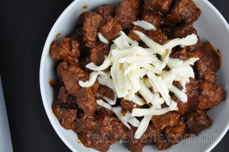 Goulash italiano de carne