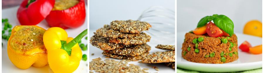 Receitas low carb com quinoa