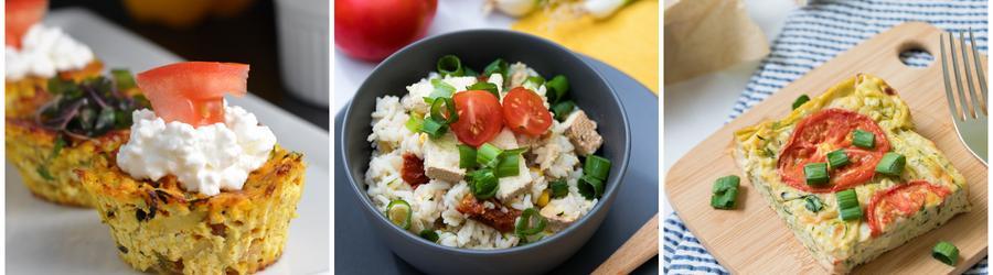 Receitas de tofu com alto teor de proteína