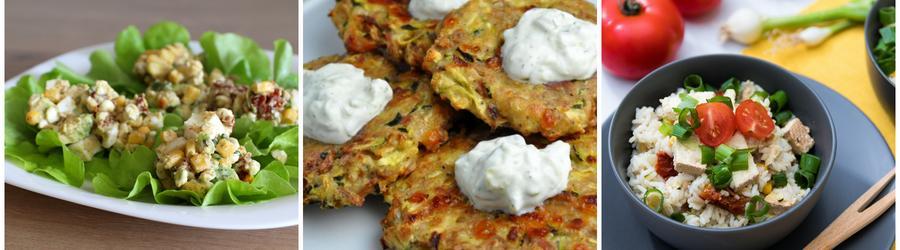 Receitas de vegetais com alto teor de proteína