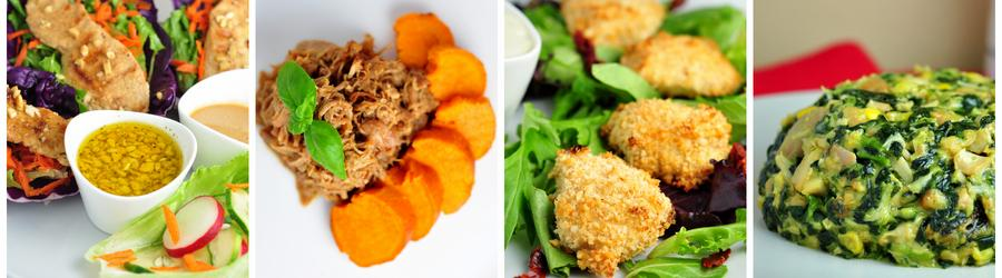 Receitas saudáveis e fáceis com frango