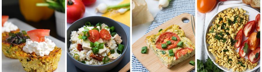 Receitas saudáveis com tofu