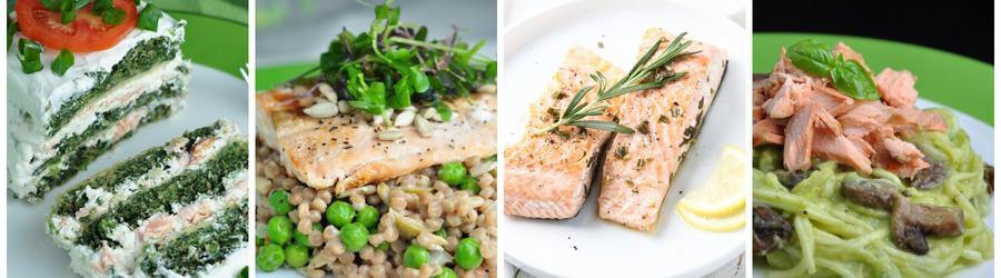 Receitas saudáveis com salmão para o almoço e jantar