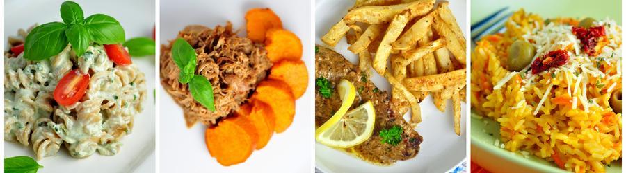Receitas light para almoço e jantar para perder peso